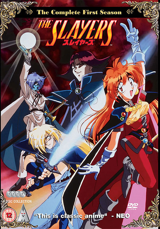 Featured image for 6 Reasons To Watch: Slayers