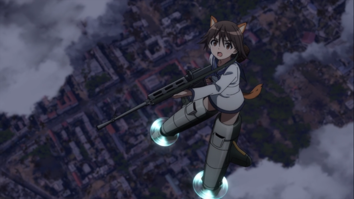 Featured image for Strike Witches: Road to Berlin Ep 10 Impression