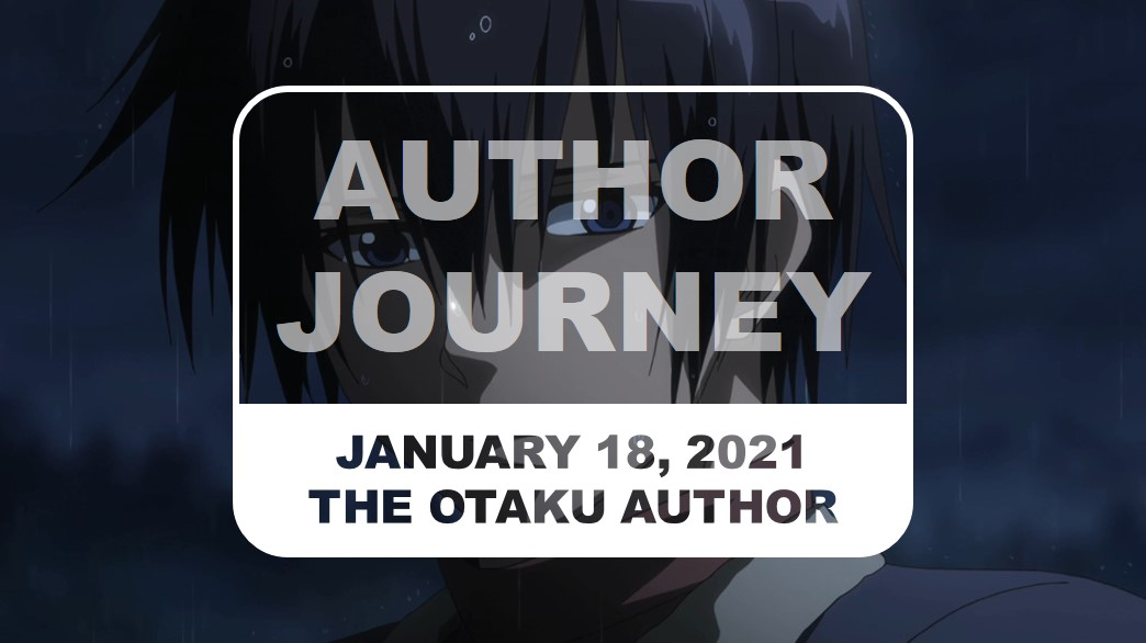 Featured image for Author Journey (January 18, 2021)