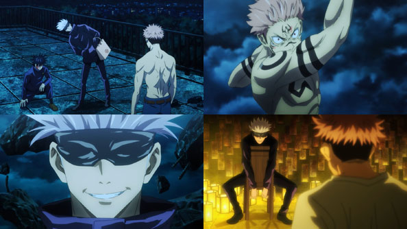 Featured image for Jujutsu Kaisen – 02 – Choose Your Hell