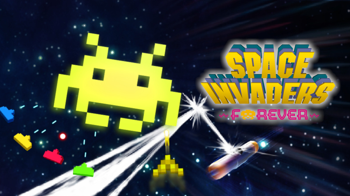 Featured image for Space Invaders Forever Review Link