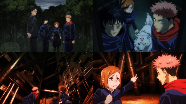 Featured image for Jujutsu Kaisen – 04 – You've Really Made the (Special) Grade