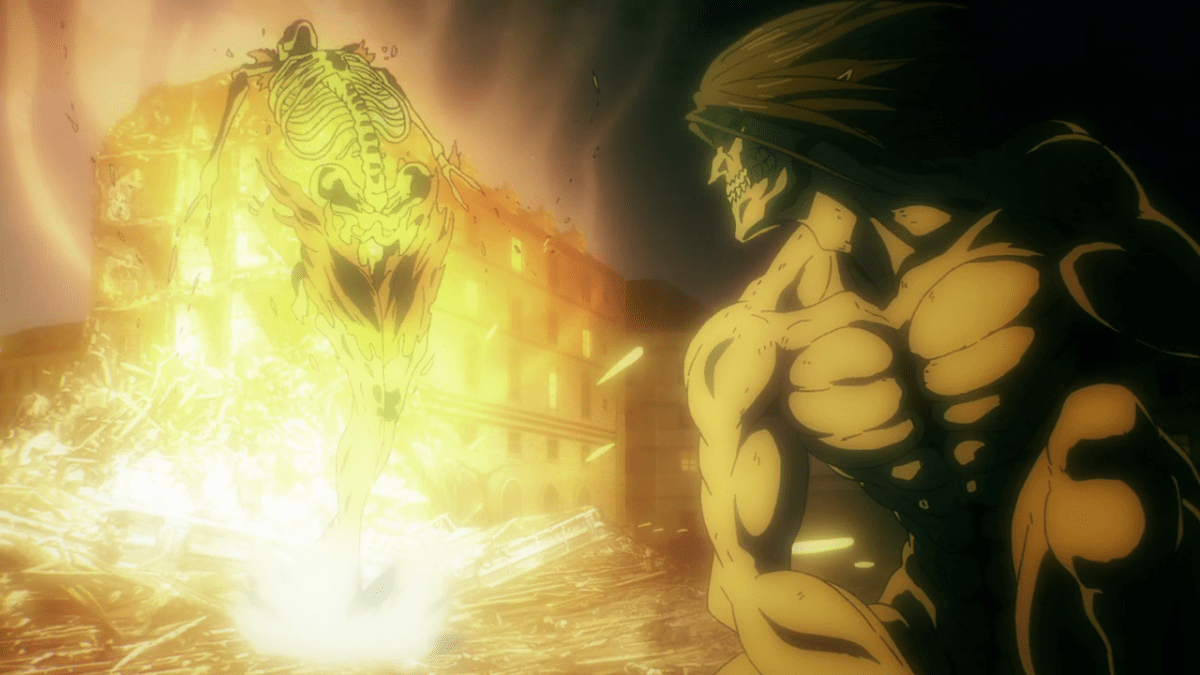 Featured image for Shingeki no Kyojin: The Final Season Episode 6