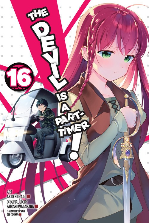 Featured image for The Devil is a Part-Timer! Volume 16 Review