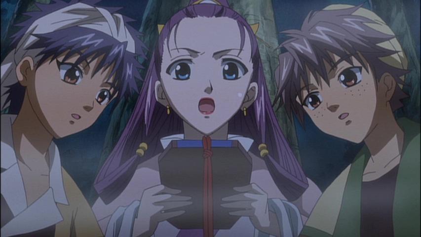 Featured image for Saiunkoku Monogatari Episode 30