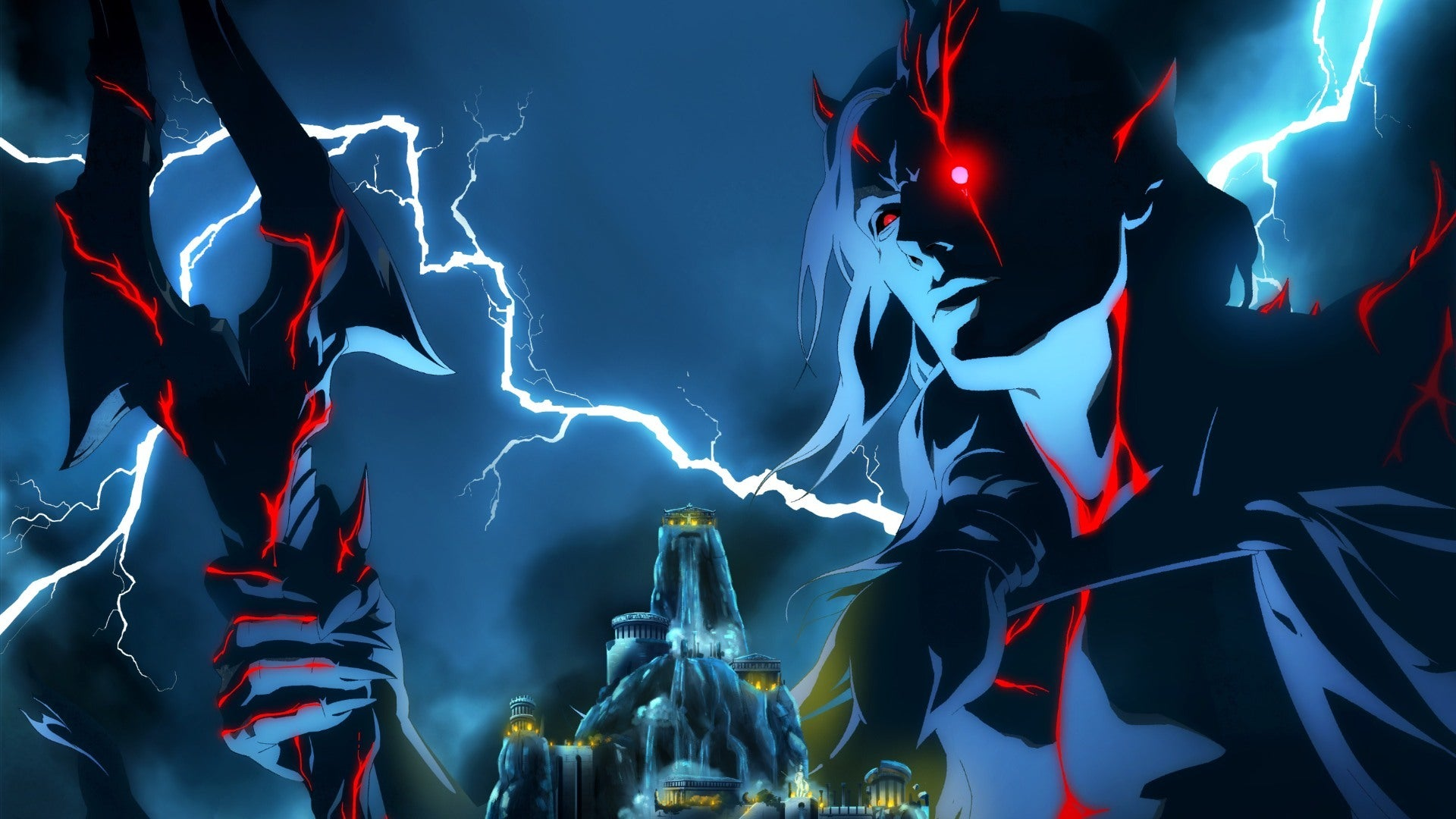 Featured image for Blood of Zeus Doesn't Live Up To Castlevania