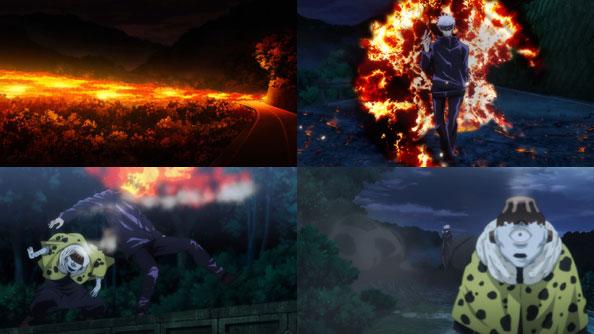 Featured image for Jujutsu Kaisen – 07 – Volcano Head