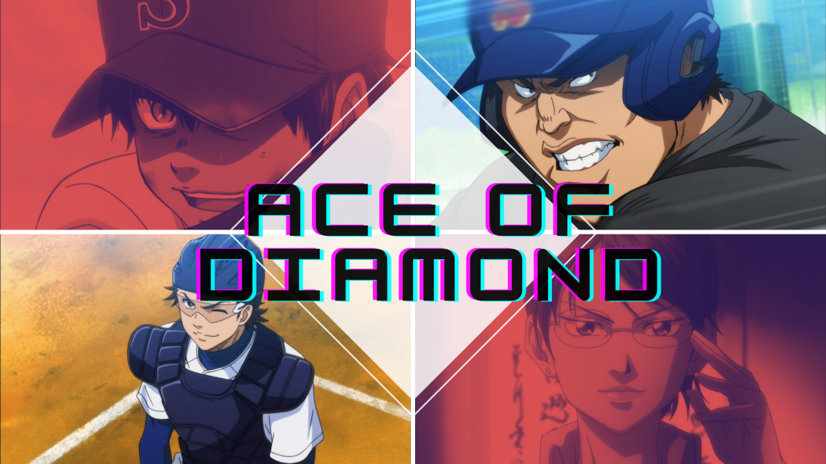 Featured image for Ace of  the Diamond Episode 1-2: Stepping up to the plate