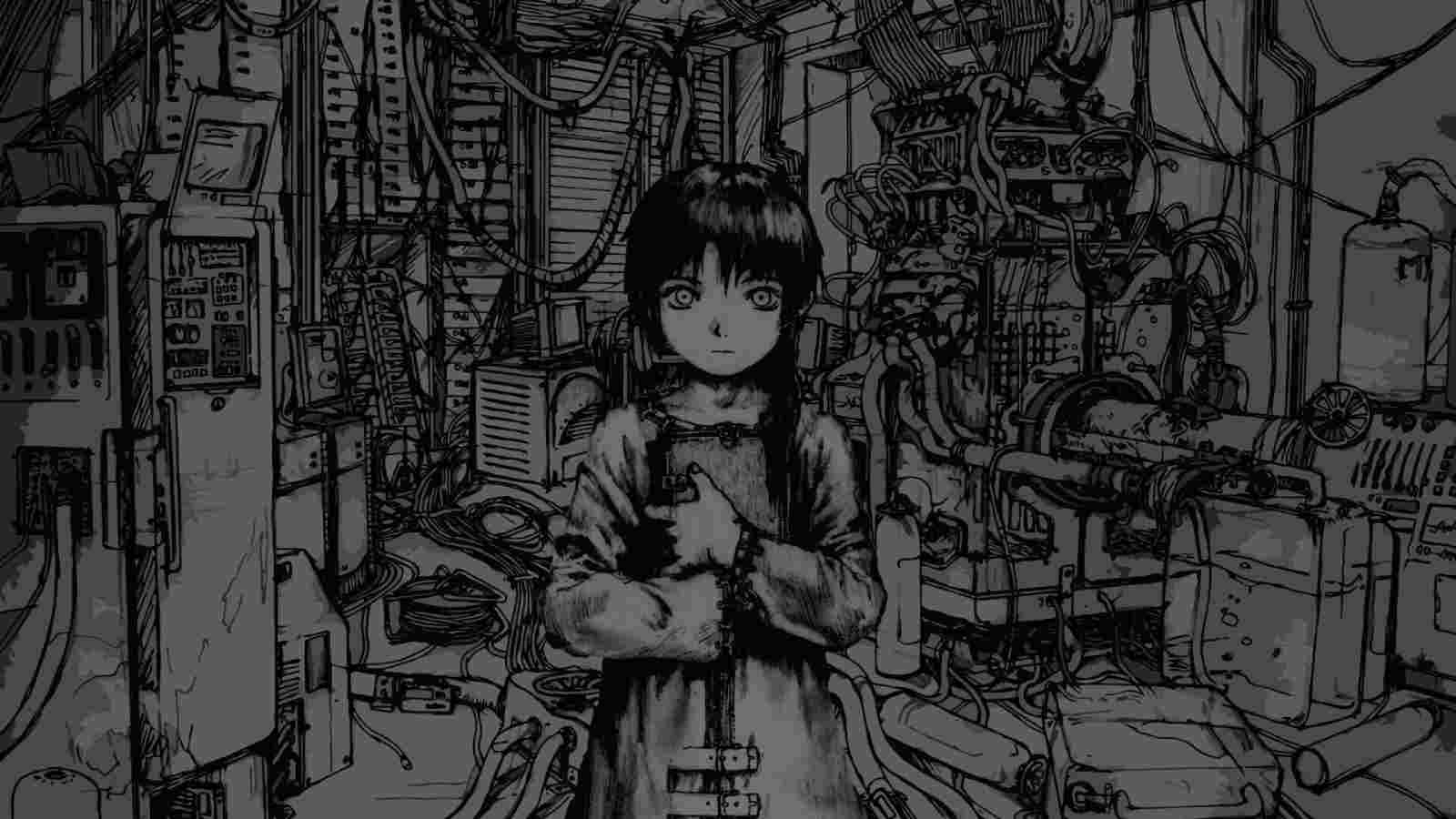Featured image for Anime Recommendation of the week- Serial Experimental Lain