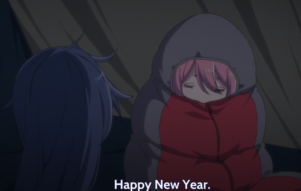 Featured image for Ending the year with Yuru Camp