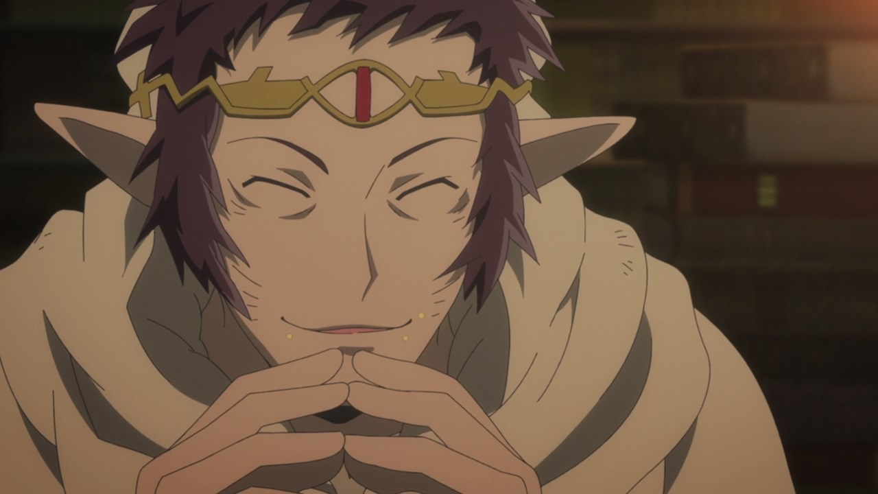 Featured image for Log Horizon: Destruction of the Round Table Episode #02