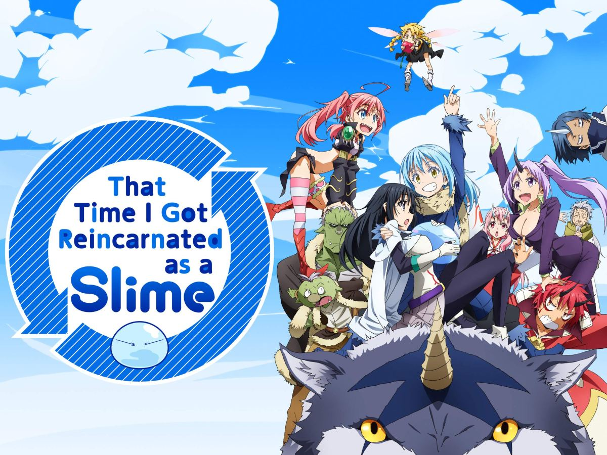 Featured image for The Time I got reincarnated as a Slime Season 1