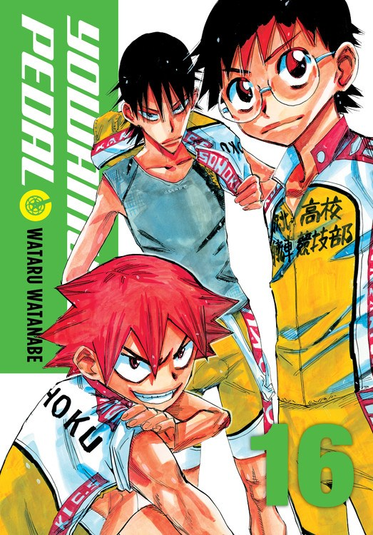 Featured image for Yowamushi Pedal Volume 16 Review
