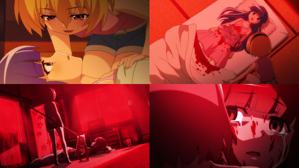 Featured image for Higurashi: When They Cry – Gou – 16 – Escaping the Doom