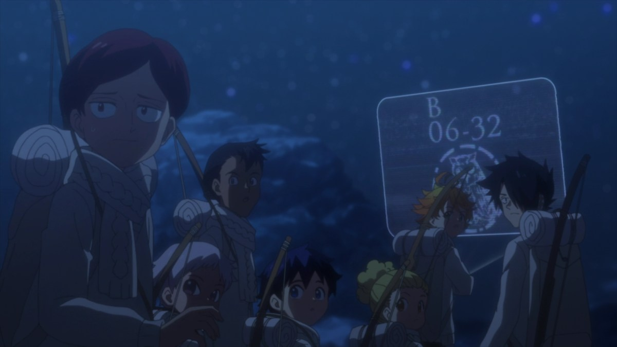Background image for The Promised Neverland Season 2 Episode 3