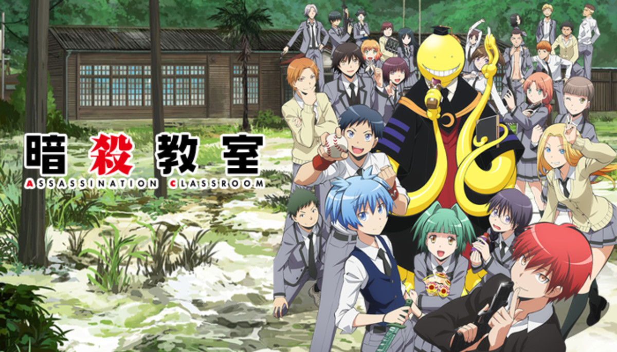 Featured image for Assassination Classroom (Continue…)