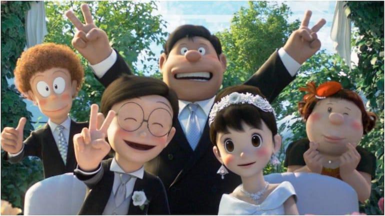 Featured image for Nobita X Shizuka