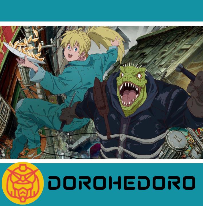 Featured image for Dorohedoro – The Explainable Unexplainable