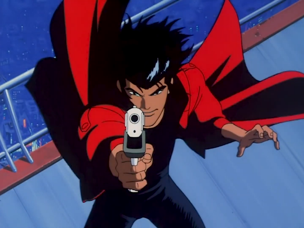Featured image for Cyber City Oedo 808 Collector's Edition Blu-ray Review