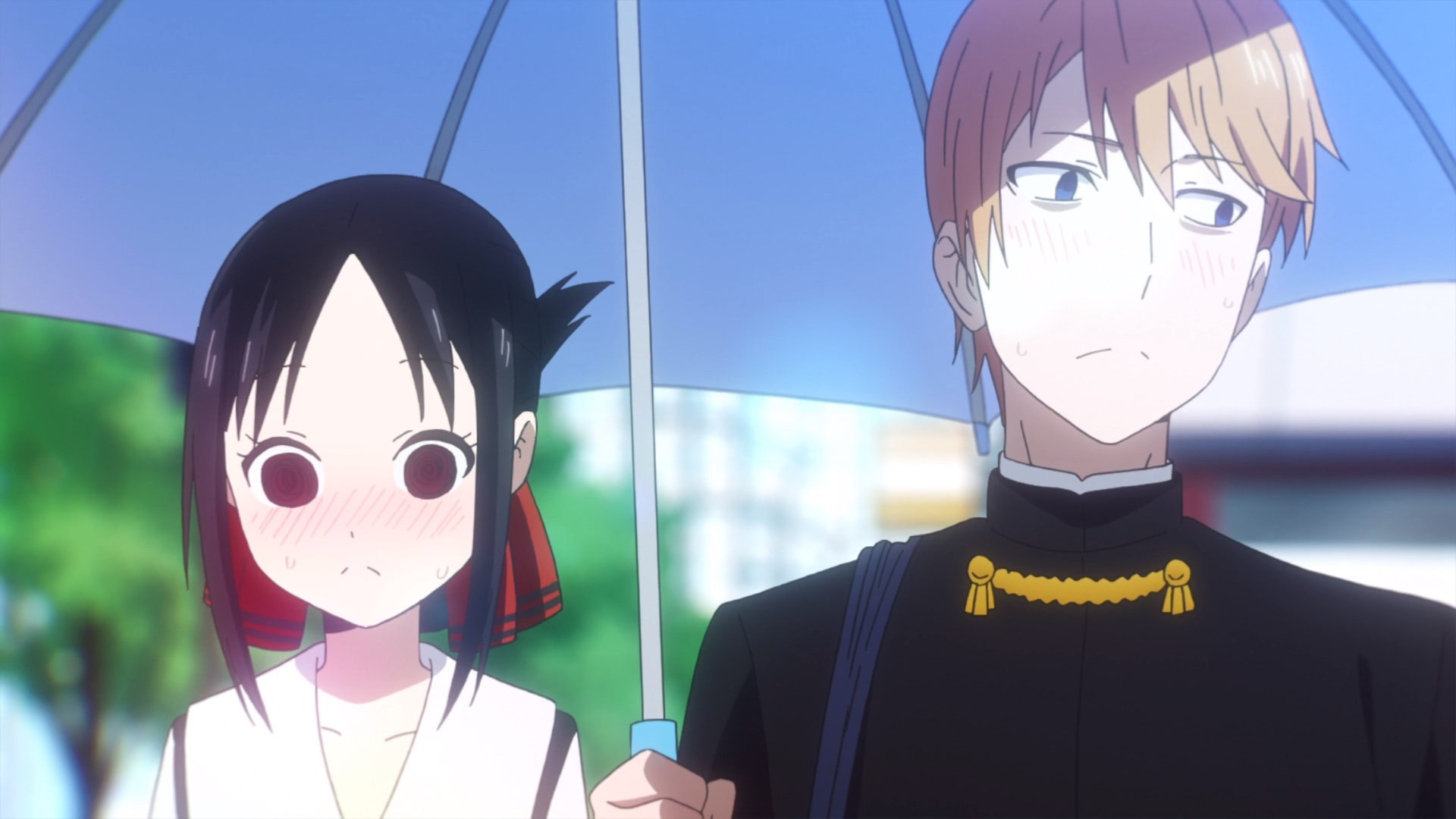 Featured image for Kaguya-sama: Love is War – Episode 5