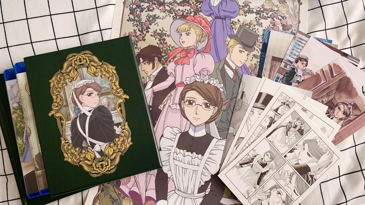 "Featured image for ""Emma: A Victorian Romance"" Kickstarter Rewards!"