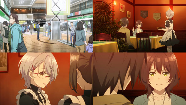 Featured image for Jaku-Chara Tomozaki-kun – 03 – Character Creation, Phase 2