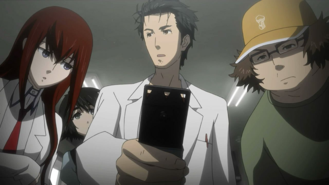 Featured image for Steins;Gate