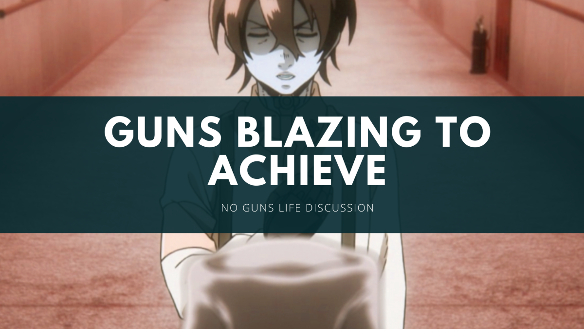 Featured image for Guns Blazing To Achieve