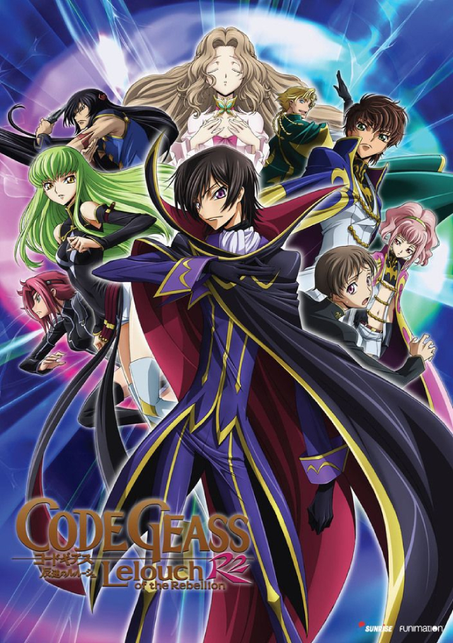 Featured image for Code Geass: Lelouch of the Rebellion R2