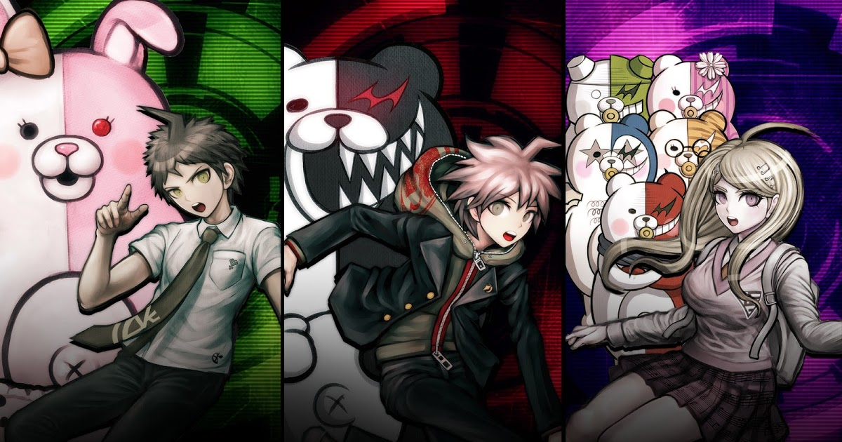 Featured image for Ranking the Danganronpa Games