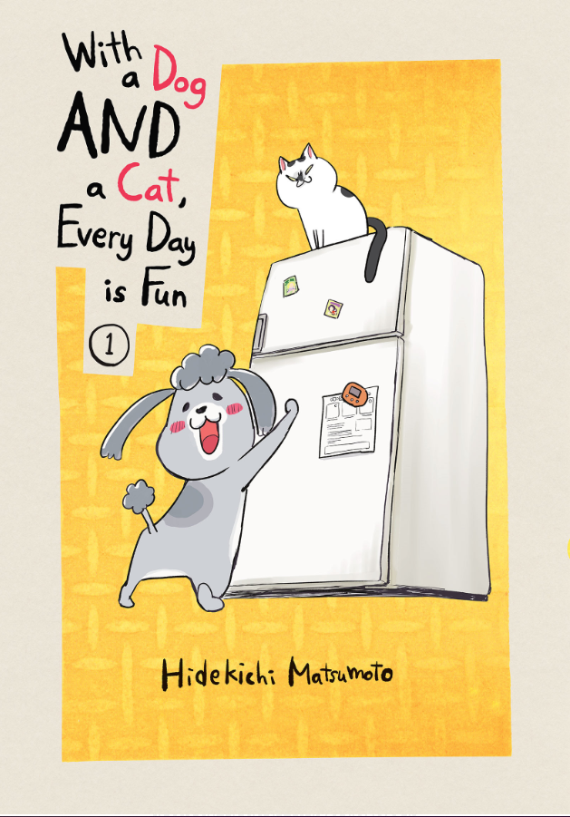 Featured image for Caturday Specials: Why You Should Read With a Dog AND a Cat, Every Day is Fun