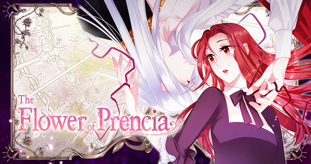 Featured image for The Flower of Prencia Webtoon Review