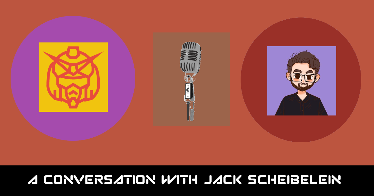 Featured image for A Conversation With Jack Scheibelein