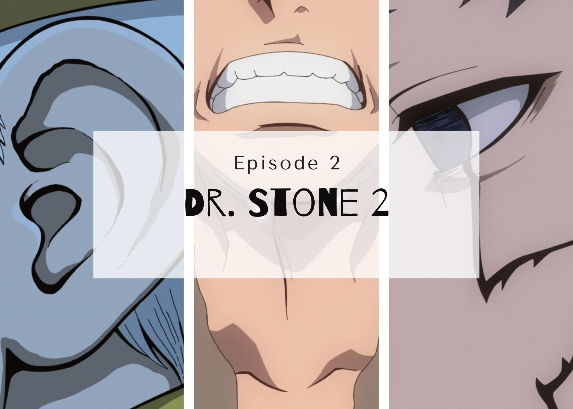 Featured image for Dr. Stone Season 2 Episode 2 – Taking The High Road — Crow's World of Anime