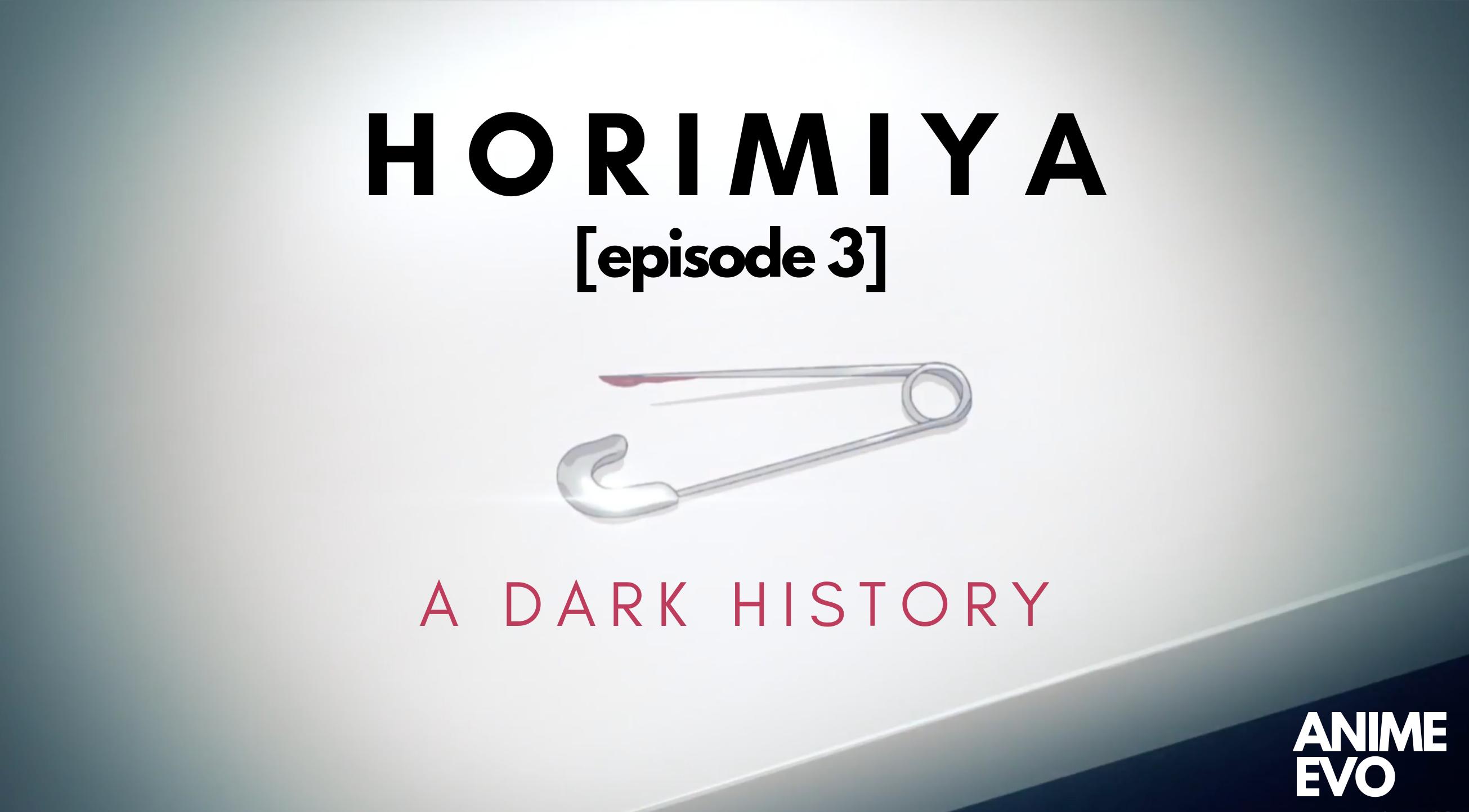 Featured image for Horimiya – 03