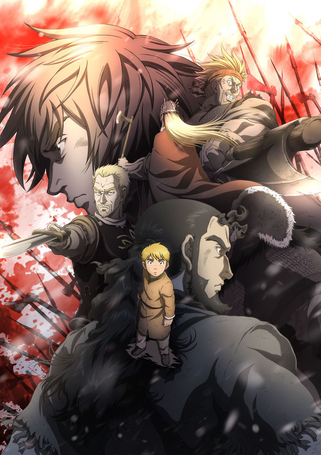 Featured image for I'm watching Vinland Saga, and so should you