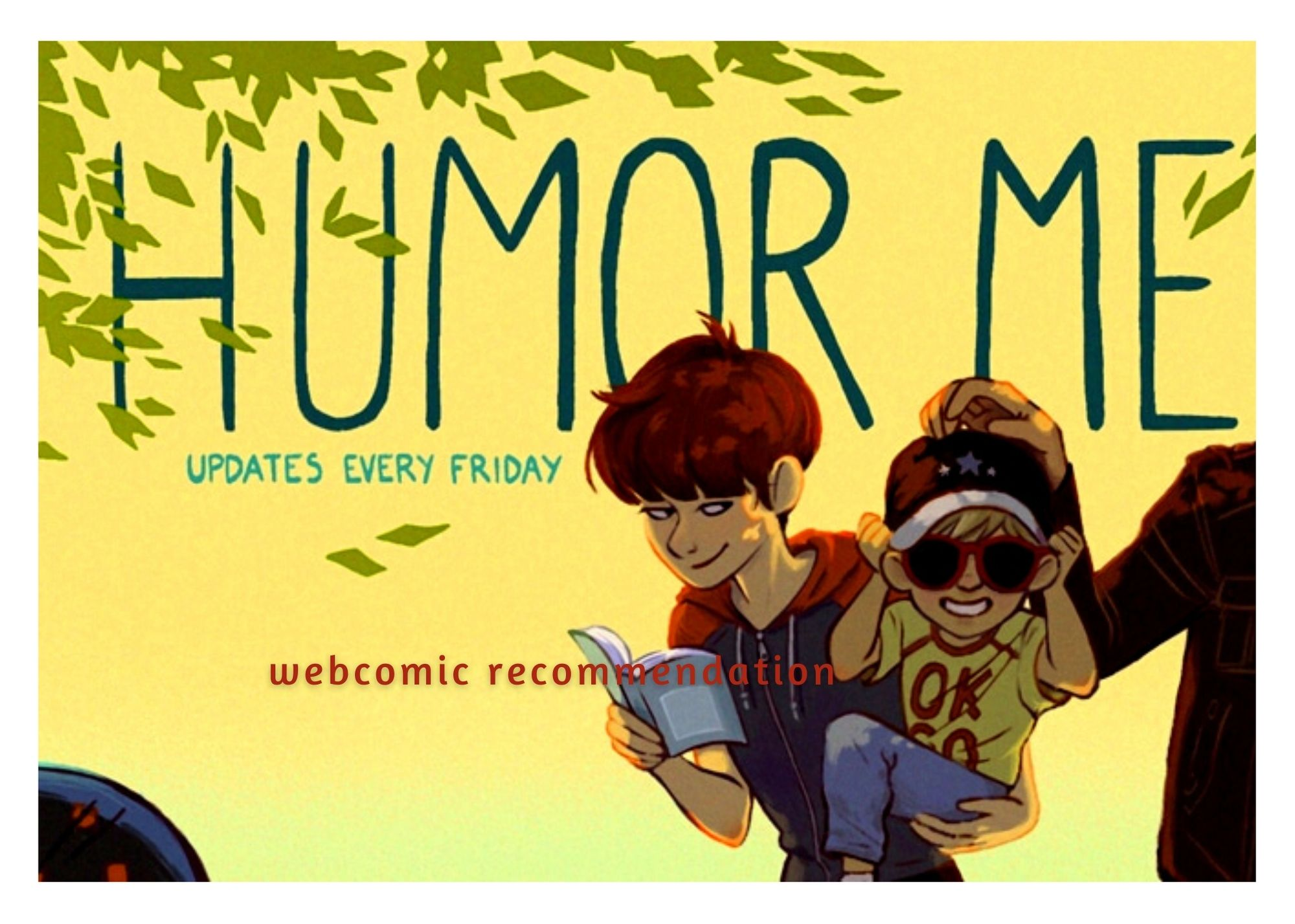 Featured image for Humor Me – Webtoon Recommendation