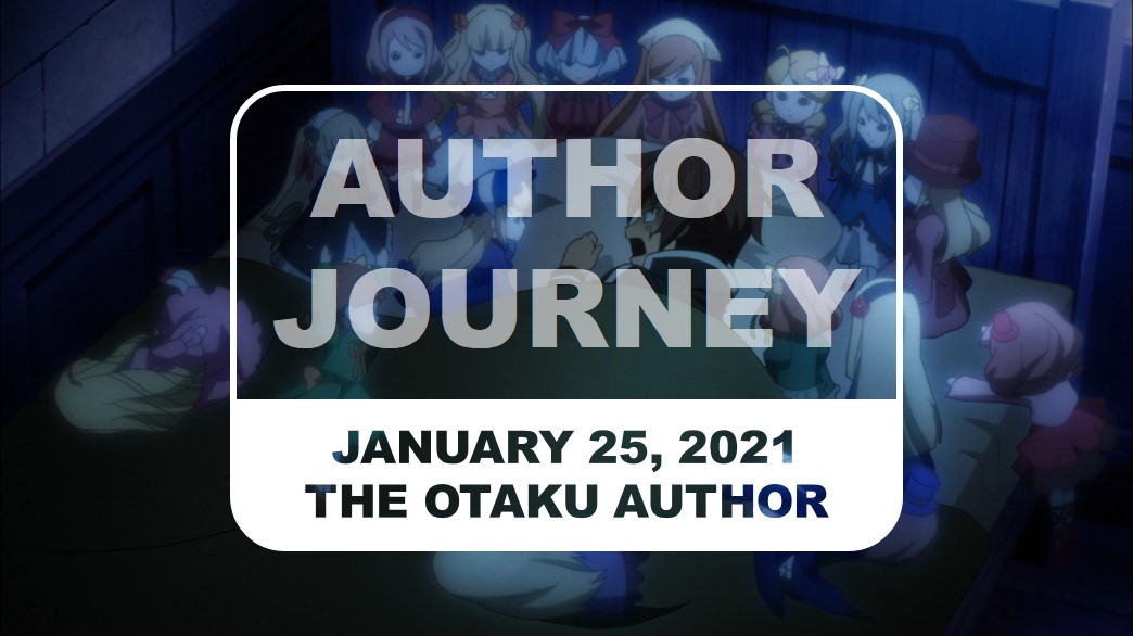 Featured image for Author Journey (January 25, 2021)