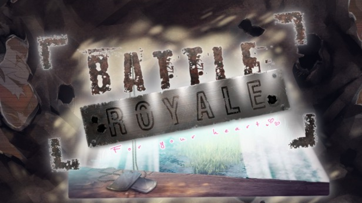 Featured image for Melanin Friendly Games: Battle Royale: For Your Heart! Demo