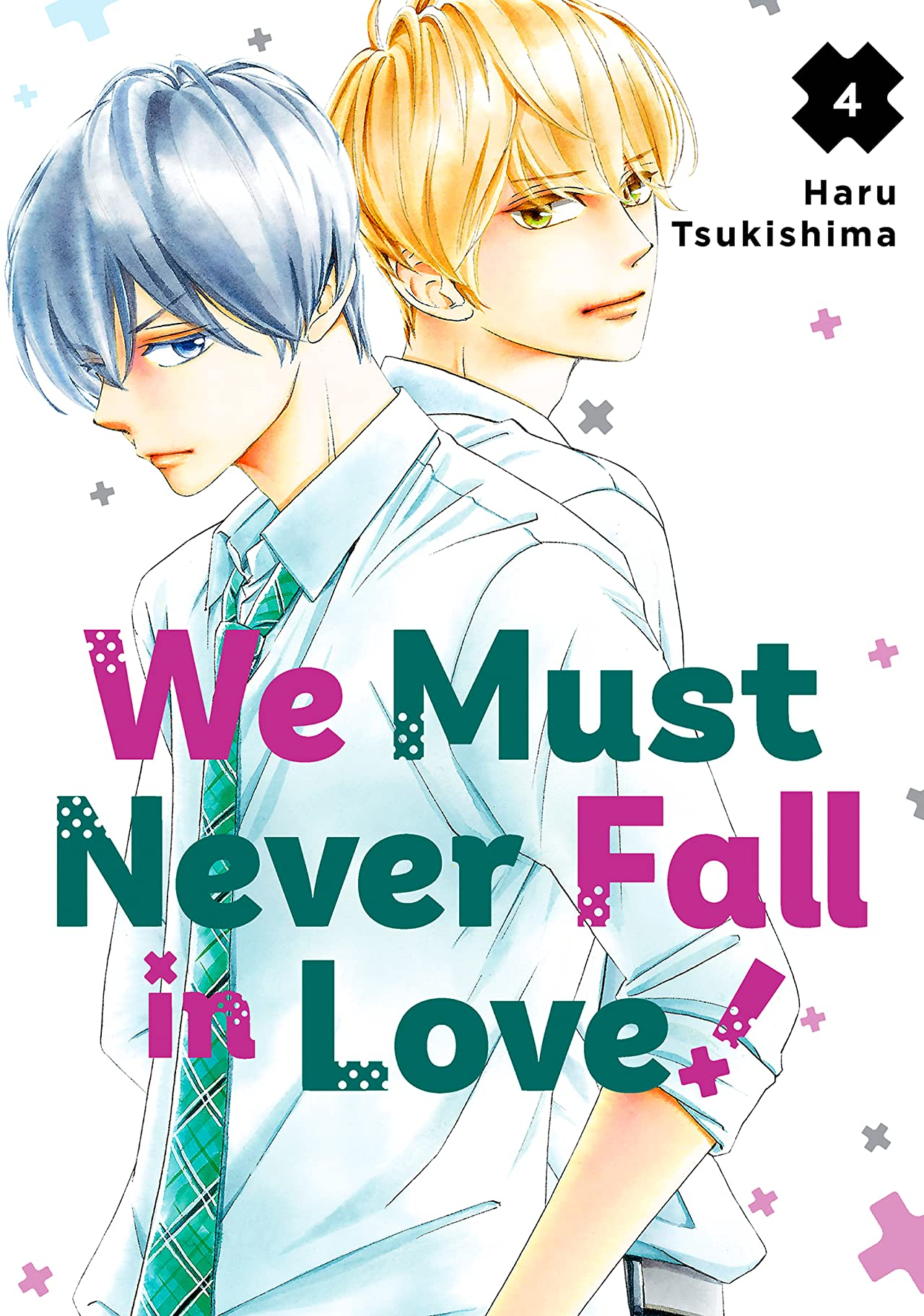 Featured image for We Must Never Fall in Love! Volume 4 Review