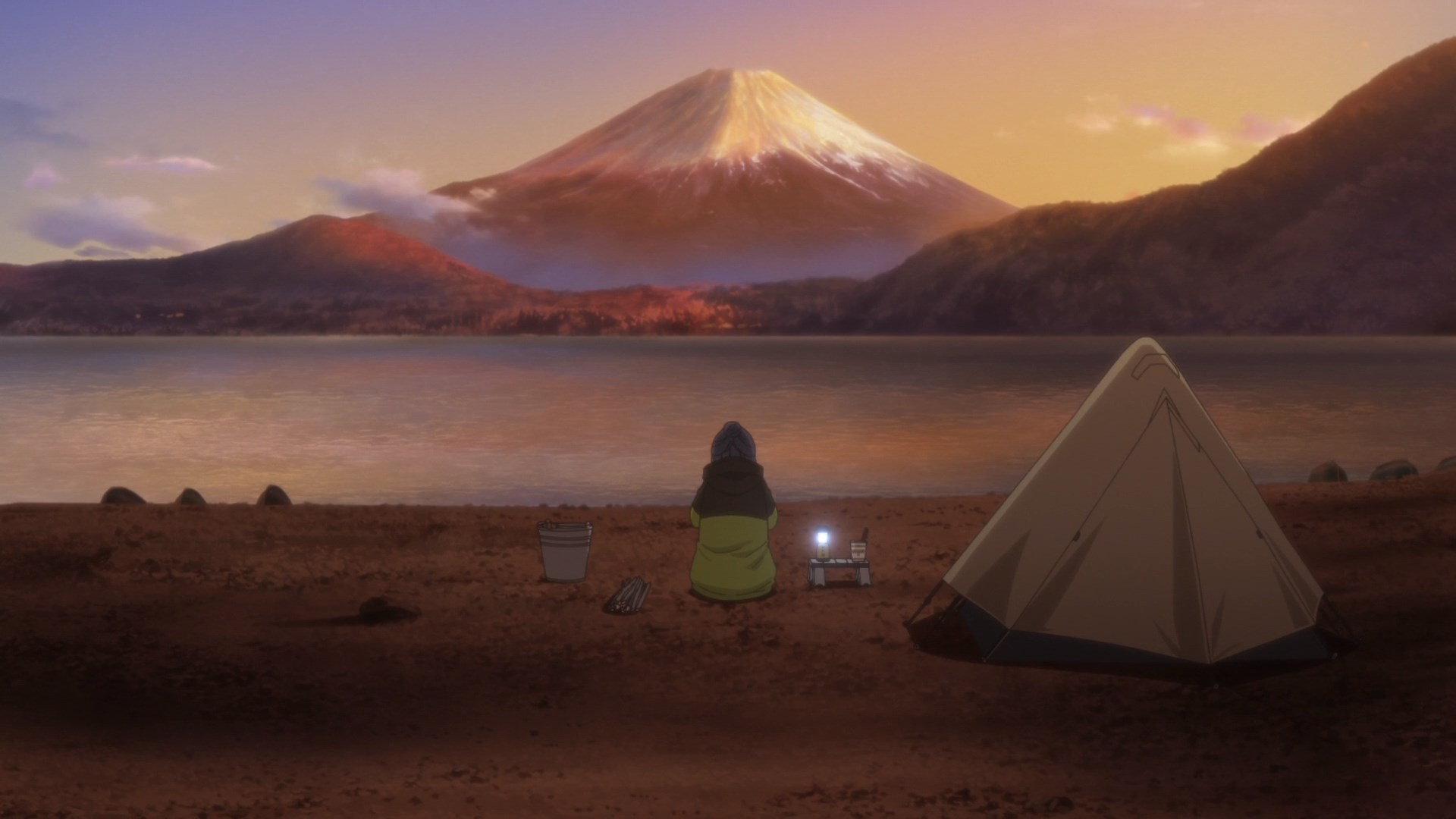 Featured image for Why It Works: The Quiet Lessons of Laid-Back Camp