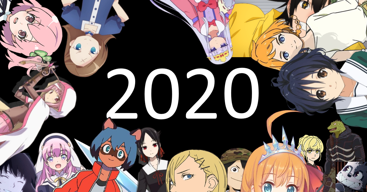 Featured image for Ranking Every 2020 Anime (That I Actually Finished), From Worst to Best – Part 1