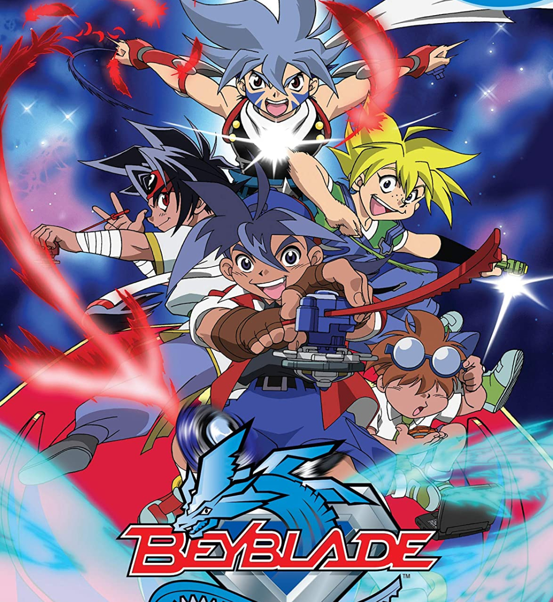 Featured image for Beyblade