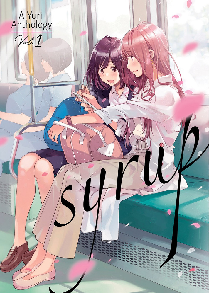 Featured image for Syrup: A Yuri Anthology Volume 1 Review