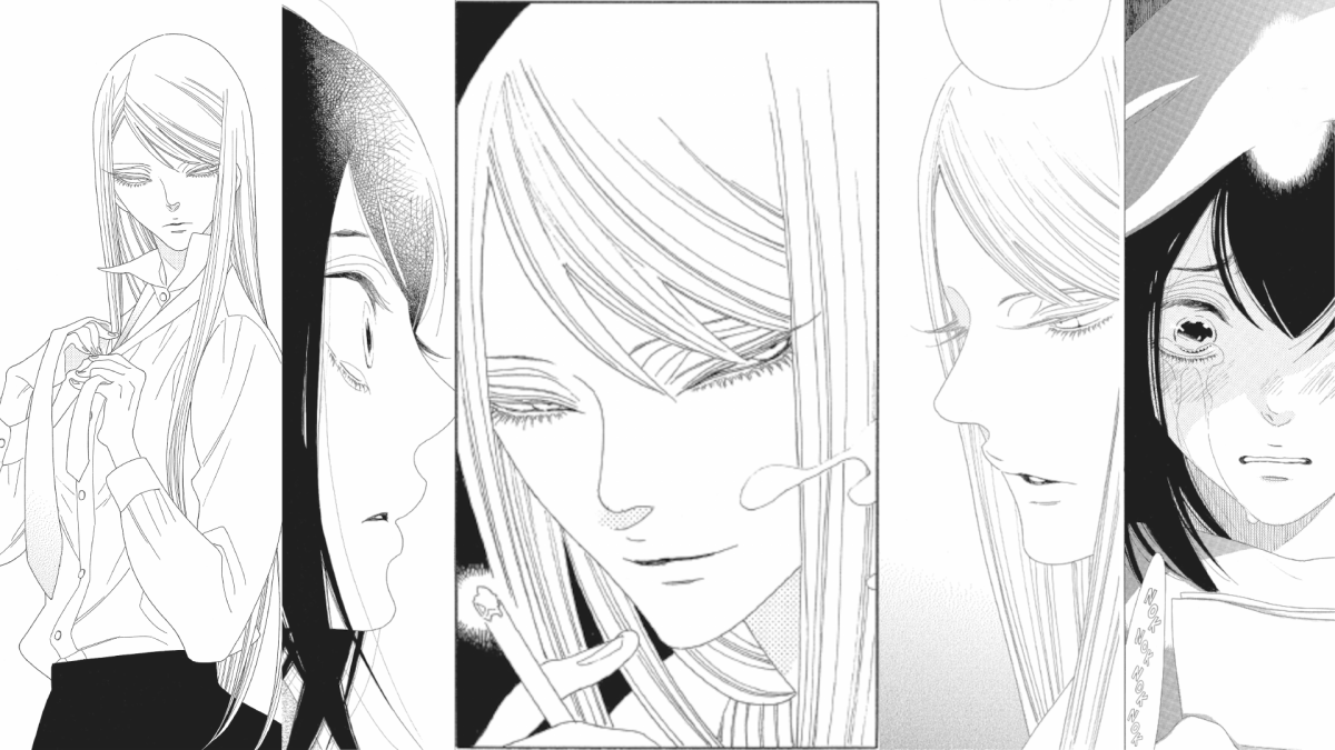 Featured image for A White Rose in Bloom vol. 1 Manga Review