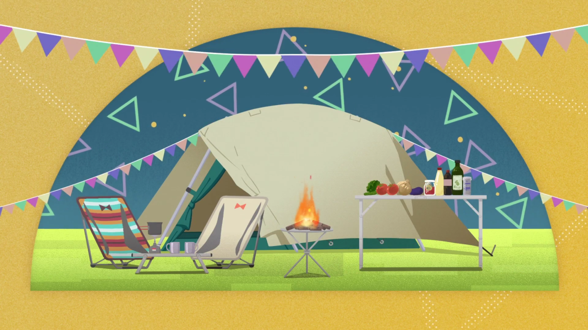 Featured image for Yuru Camp△ S2 is Filled with relaxing