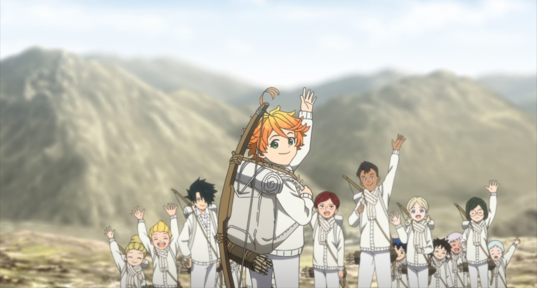 Featured image for The Promised Neverland (Episode 15) – Daisanwa