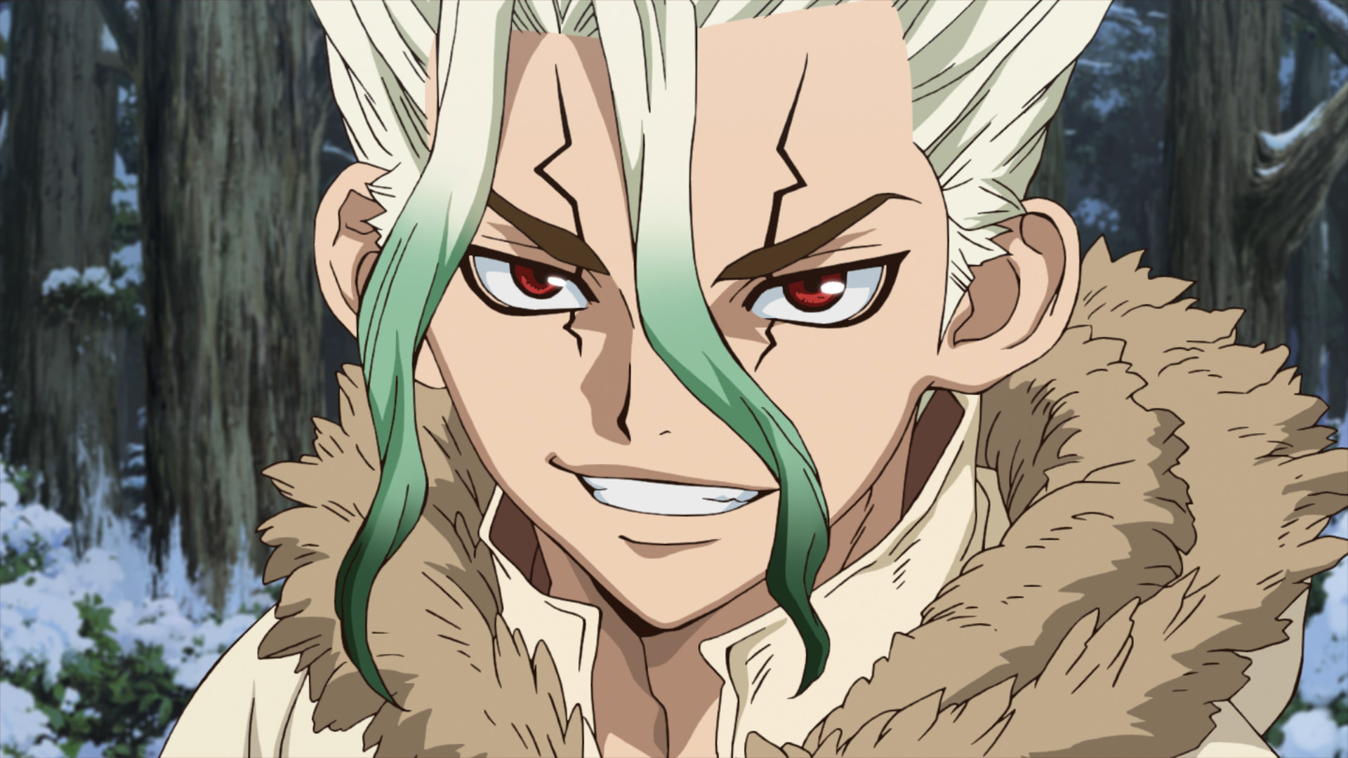Featured image for Weekly Review — Dr. Stone: Stone Wars Episodes 1-2