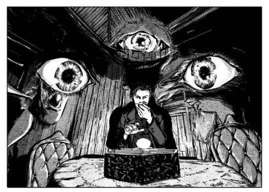 Featured image for Lovecraft in manga