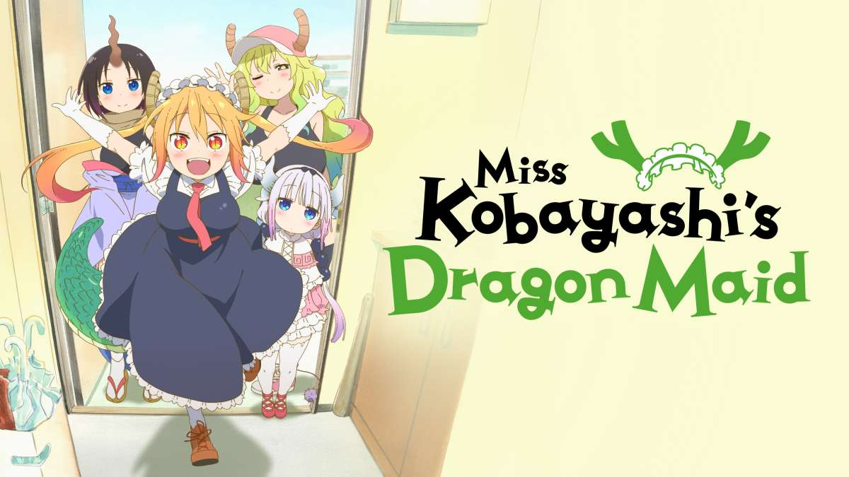 Featured image for Miss Kobayashi's Dragon Maid